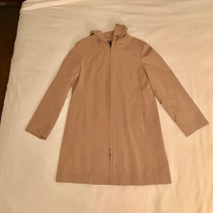 Bromley Nude Trench Coat